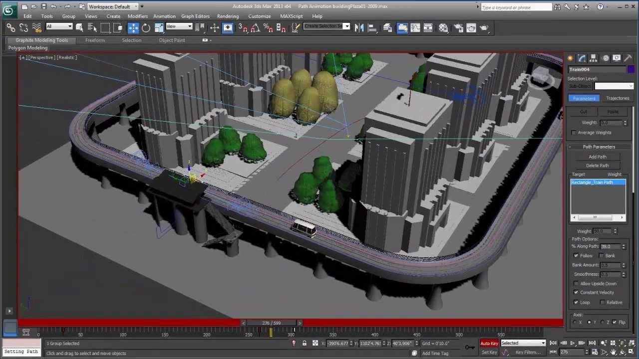 آموزش انیمیشن سازی در ۳D MAX جلسه دوم 2