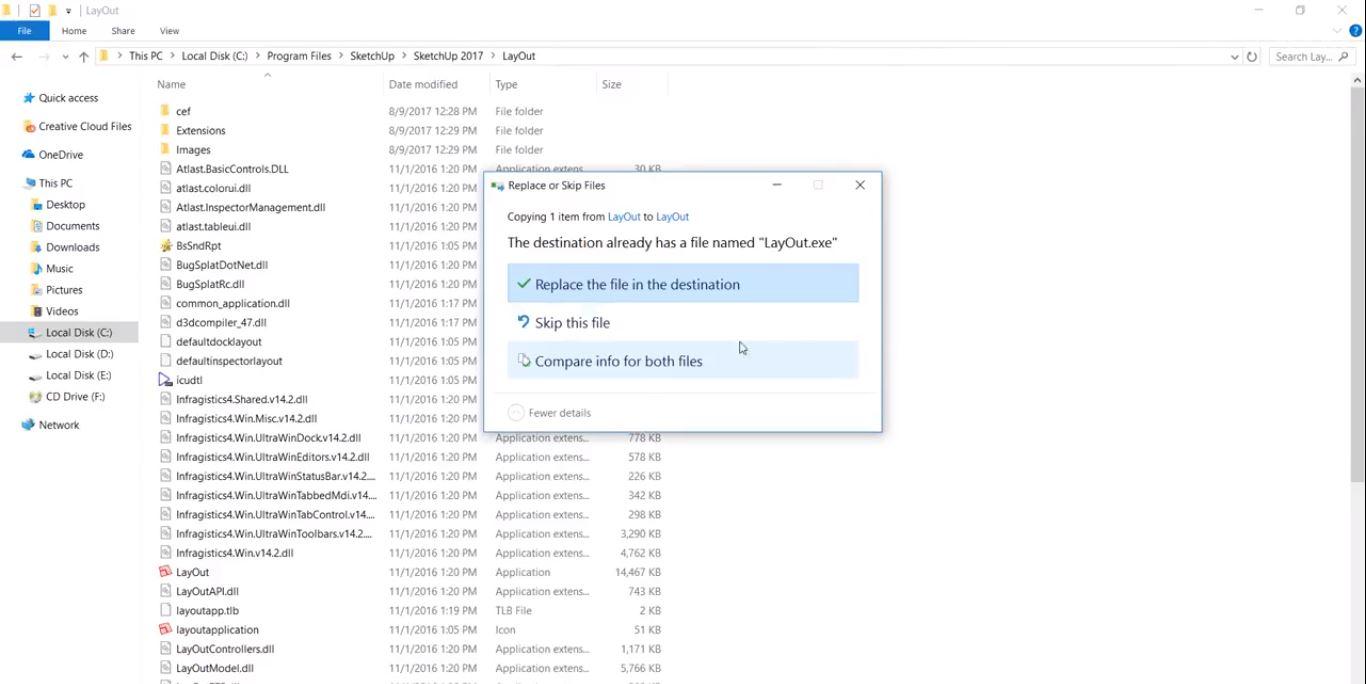 جایگزینی فایل های پچ (Patch)