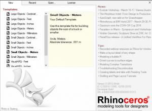 آموزش راینو | دستورات کاربردی 1