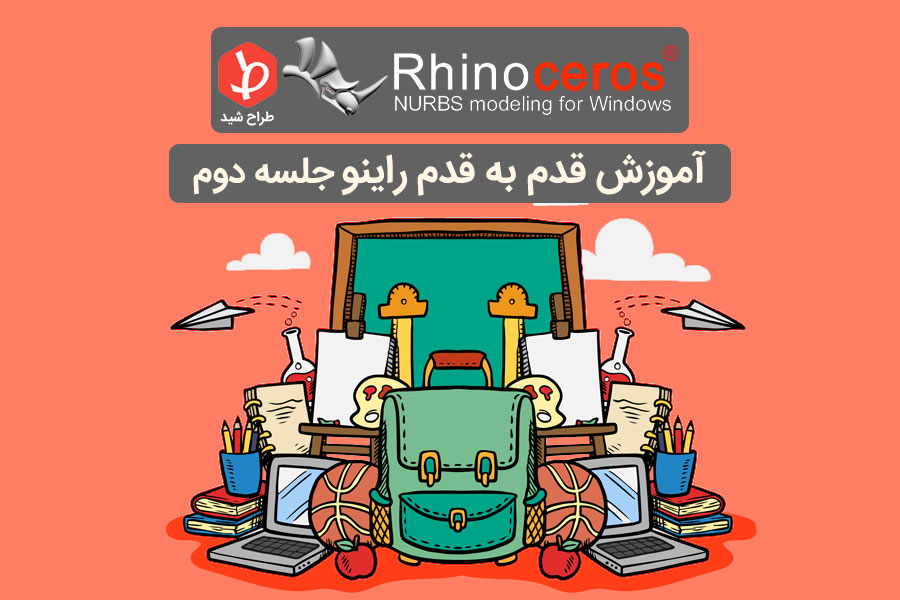 Move , Line, Circle in Rhino