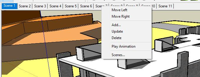 انیمیشن سازی در اسکچاپ 18