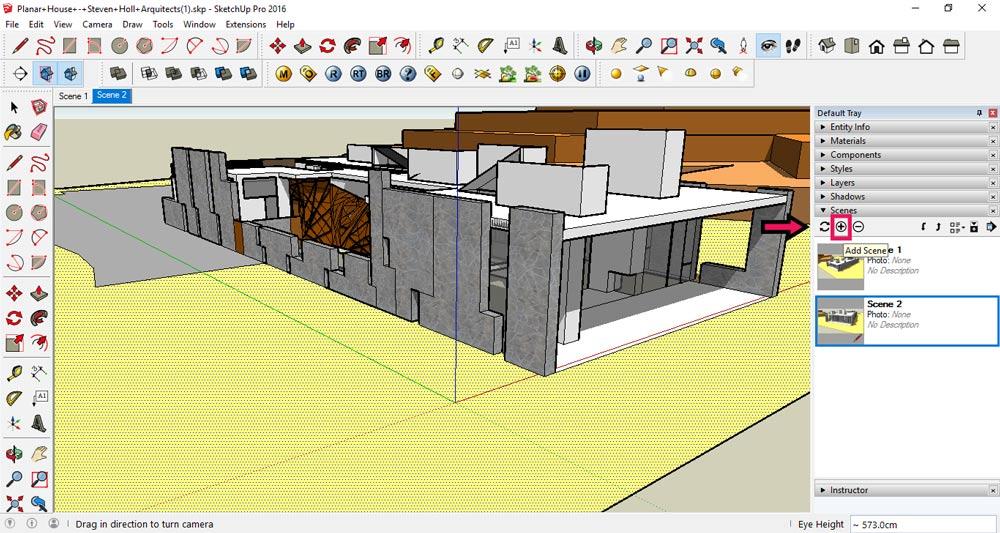 انیمیشن سازی در اسکچاپ 5