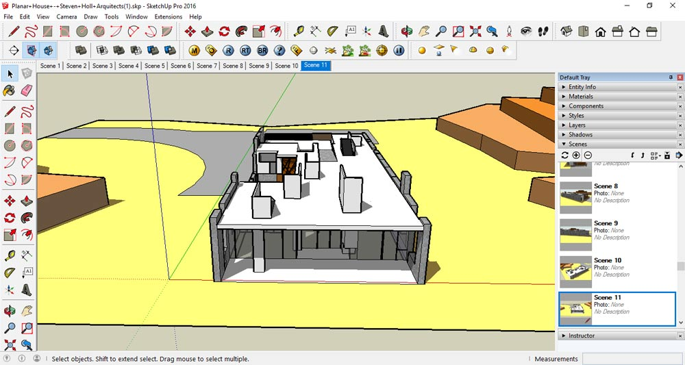 انیمیشن سازی در اسکچاپ 8