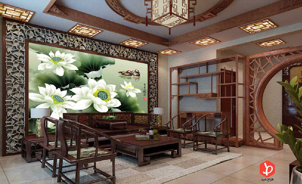 سبکهای معماری داخلی