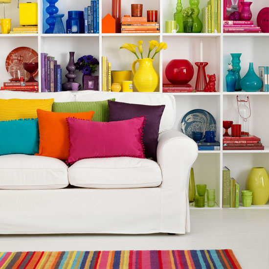 رنگ در دکوراسیون داخلی