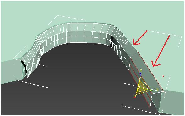 مدل سازی سه بعدی آبشار نیاگارا در ۳DMax 10