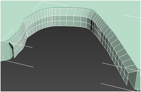 مدل سازی سه بعدی آبشار نیاگارا در ۳DMax 11