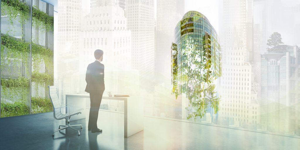 در آینده معماری