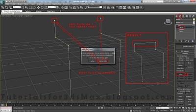 طراحی صندلی سه بعدی در ۳DMax 5