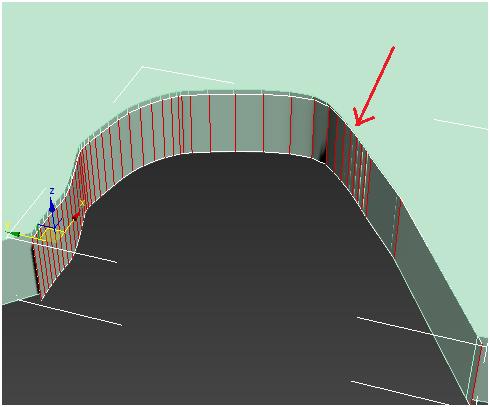 مدل سازی سه بعدی آبشار نیاگارا در ۳DMax 6
