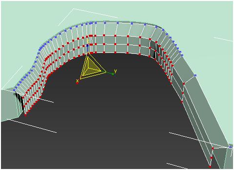 مدل سازی سه بعدی آبشار نیاگارا در ۳DMax 9