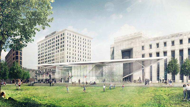 آینده معماری و چالش ها