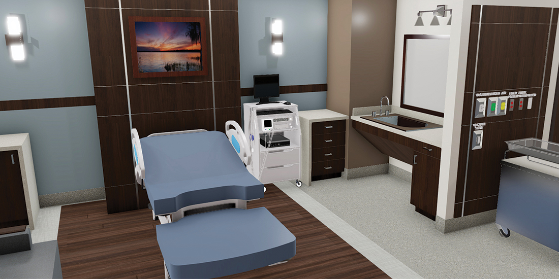 VR Transforms Doctors and Staff Into Virtual Construction Allies HEADER - واقعیت مجازی پزشکان را به ساختوساز مجازی فرا میخواند