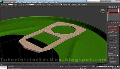 گام چهلم طراحی قوطی در 3DMax
