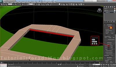 گام چهل و دوم طراحی قوطی در 3DMax