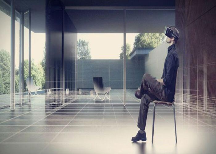 واقعیت مجازی در معماری