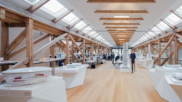 مدل تجاری خلاقانه معماری