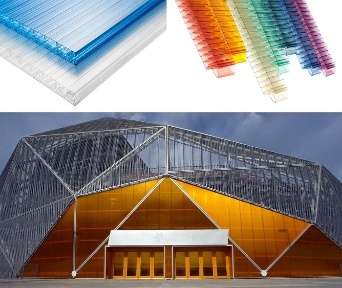 مصالح جدید معماری