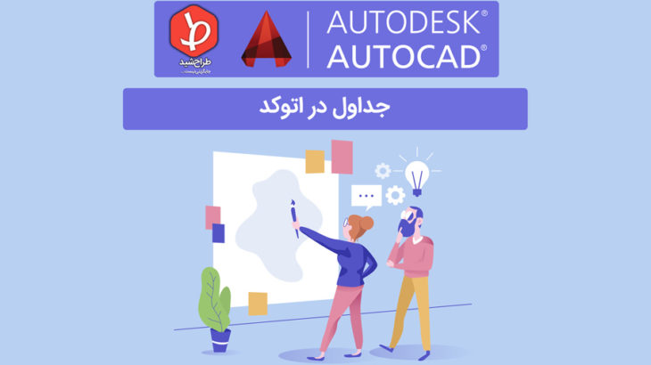 table-in-autocad