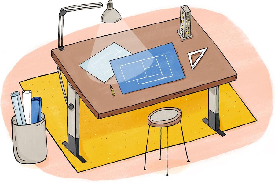 مهارت های معمارها