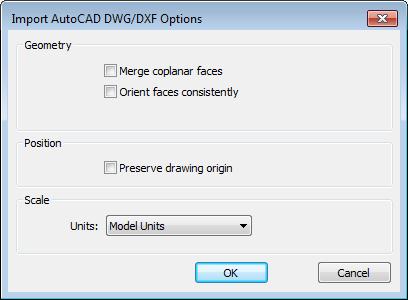 درون ریزی و برون ریزی فایل CAD 1