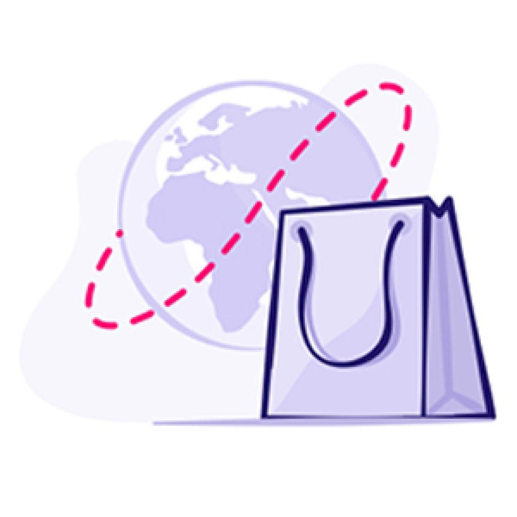 مجهز به فروشگاهی در تراز جهانی