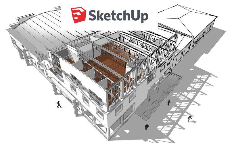 استفاده از SketchUp