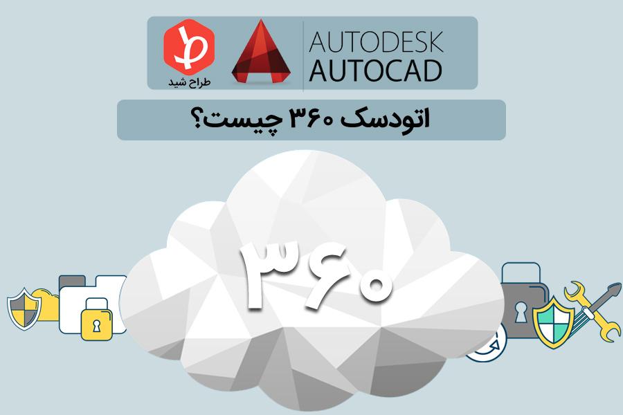 اتودسک 360 و اشتراک گذاری فایل ها و طراحی ها در آن 1