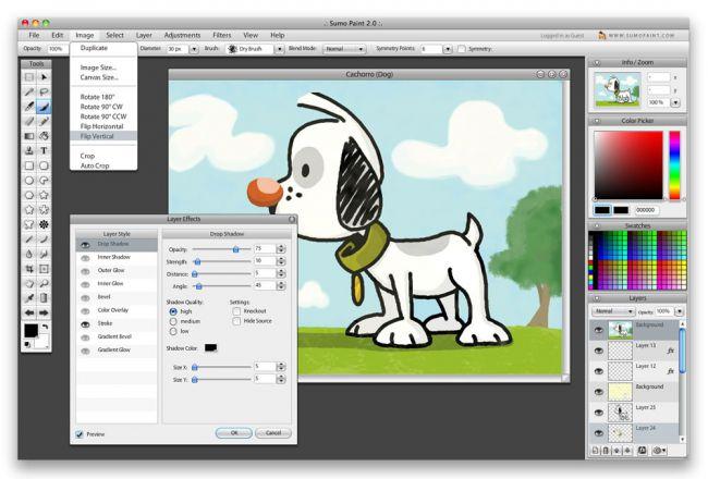 ۲۵ نرم افزار طراحی گرافیک رایگان 10
