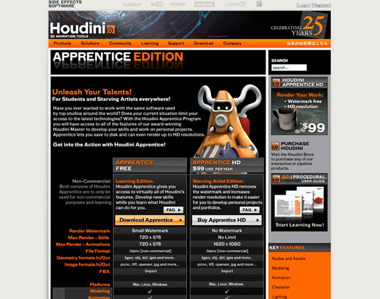 ۲۵ نرم افزار طراحی گرافیک رایگان 16