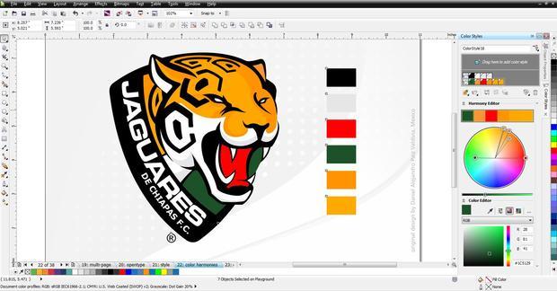 نرم افزارهای طراحی لوگو