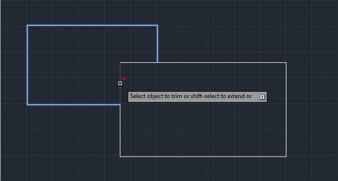 object select در اتوکد