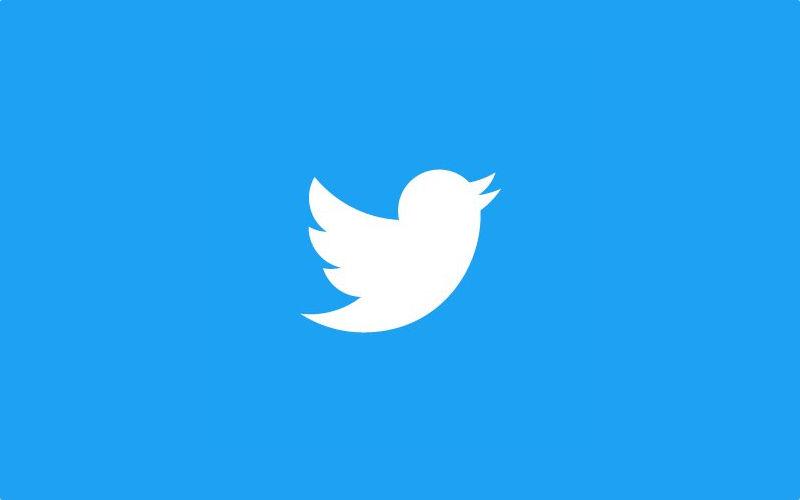 لوگو تجاری توییتر
