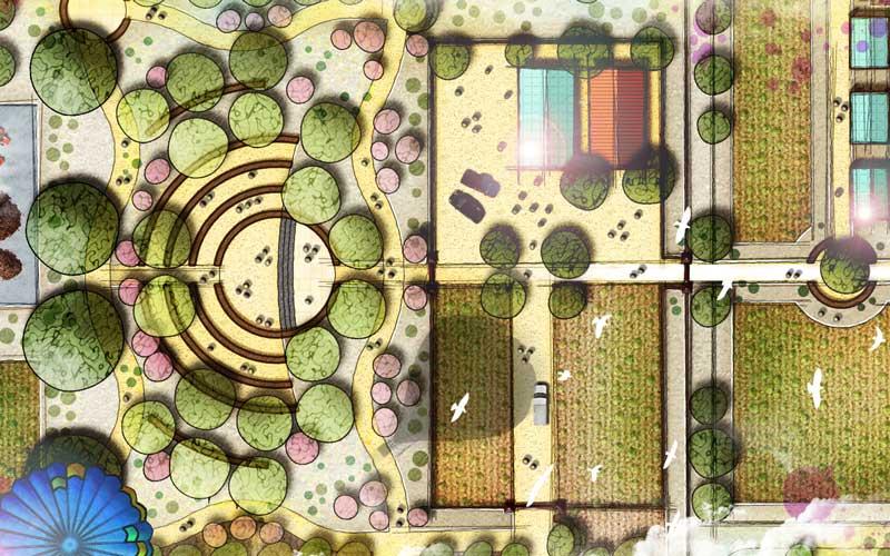 طراحی سایت پلان