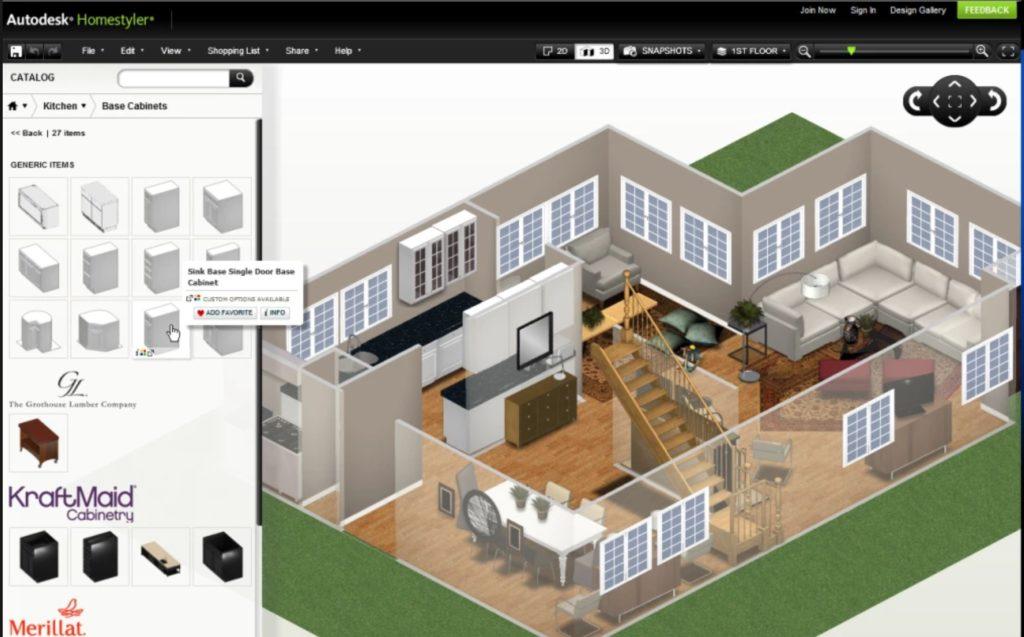 8 نرمافزار طراحی خانه برتر در سال 2019 7