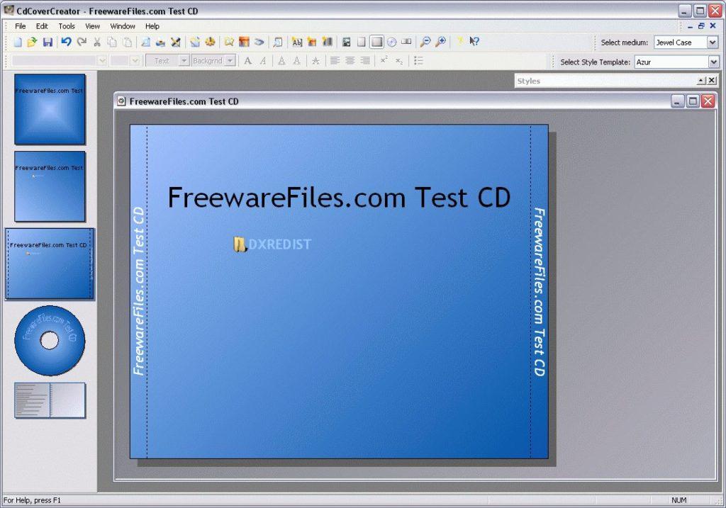 پنج برنامهی رایگان برای طراحی جلد CD و DVD 3