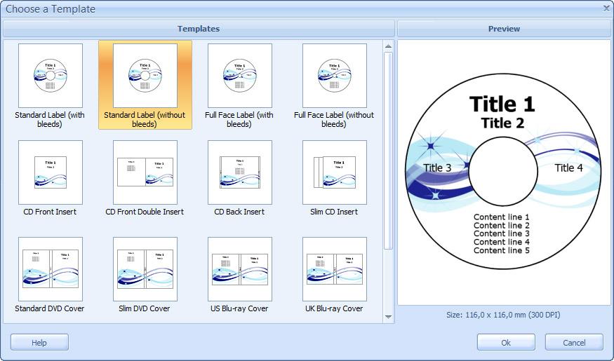 پنج برنامهی رایگان برای طراحی جلد CD و DVD 2