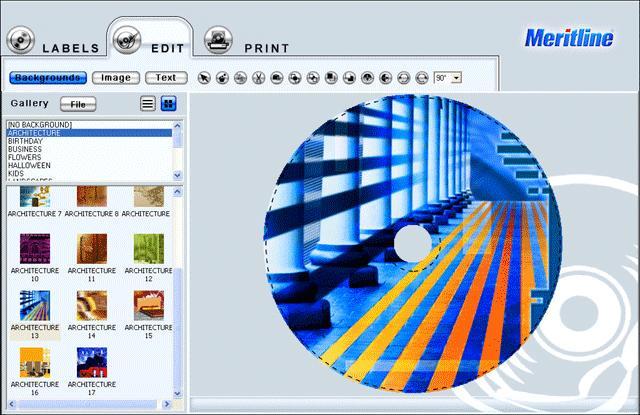 پنج برنامهی رایگان برای طراحی جلد CD و DVD 6