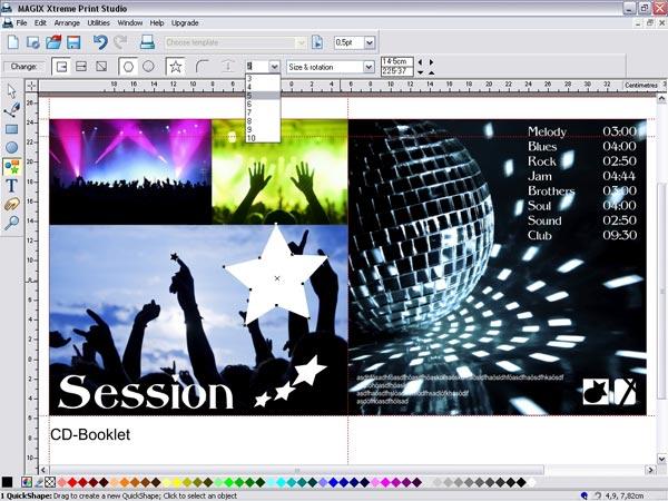 پنج برنامهی رایگان برای طراحی جلد CD و DVD 5