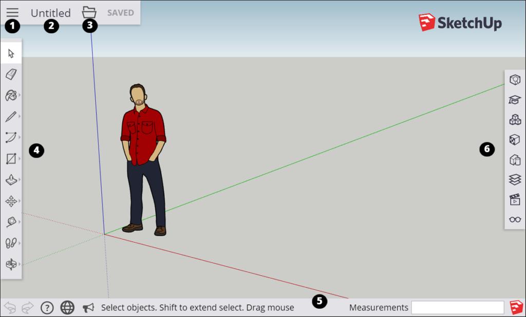 مدل سازی آنلاین اسکچاپ
