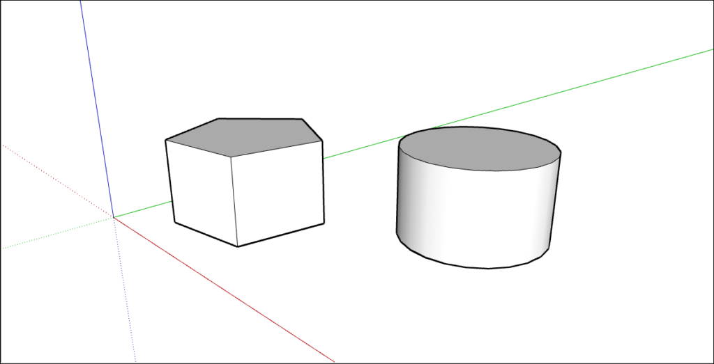 رسم چند ضلعی در اسکچاپ