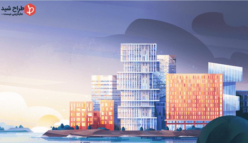 با معماری فضای سبز آشنا شوید 1
