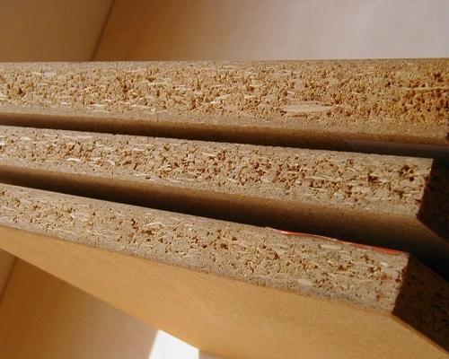 تخته خورده چوب