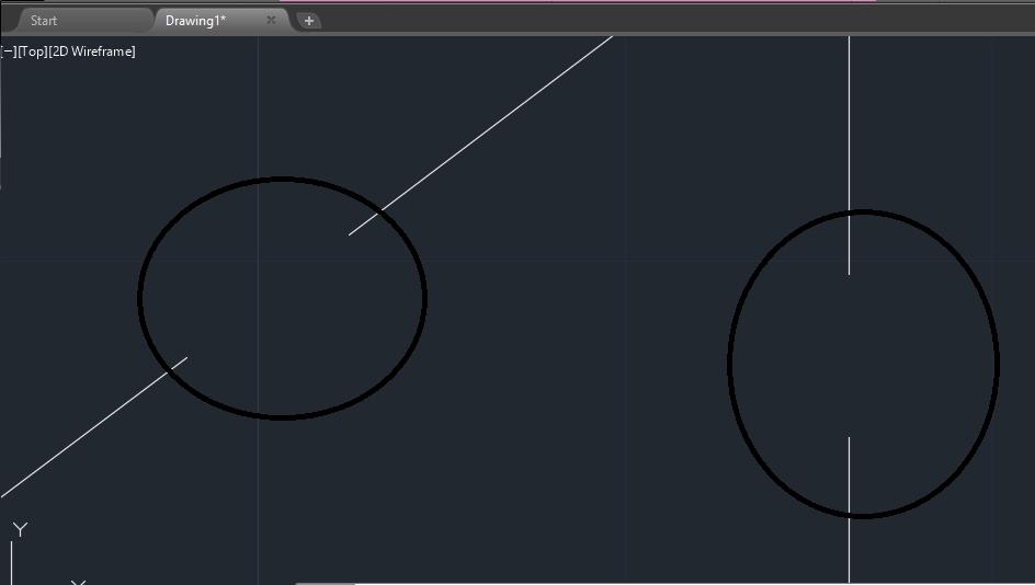 یکپارچه سازی خطوط افقی
