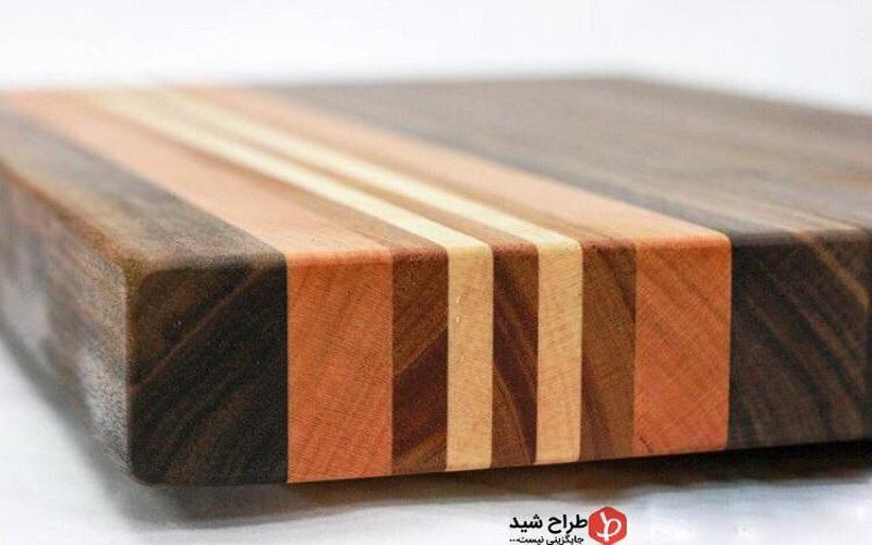 تخته های چوبی ساختمانی
