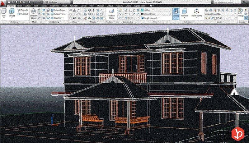 با برنامه اتوکد در معماری بیشتر آشنا شوید 2