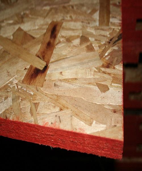 تخته های چوبی ساختمانی 2