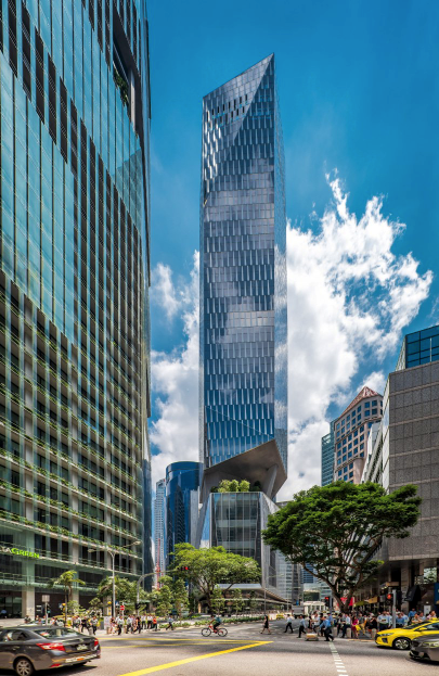 برج رابینسون سنگاپور