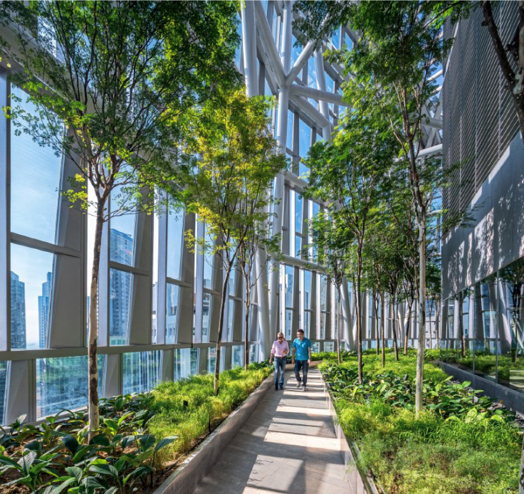 برج سنگاپور
