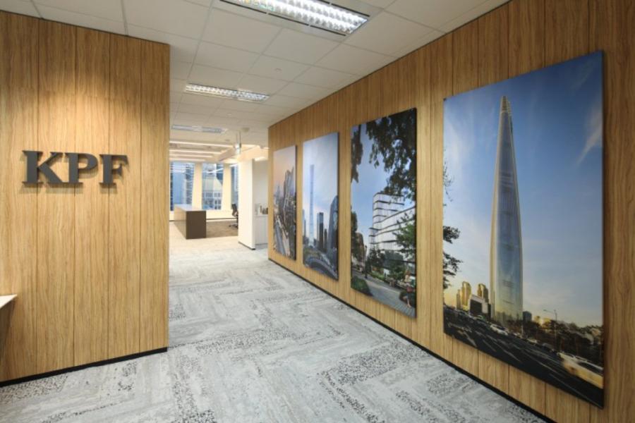 بررسی برج رابینسون سنگاپور طراحی شده توسط KPF 2